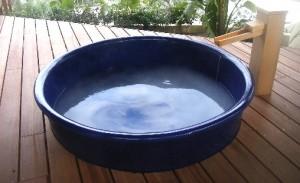 雅癒美 信楽陶浴槽 マイクロバブルバス ゲルマニウム&バドガシュタイン
