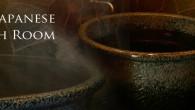 丸型陶器のお風呂